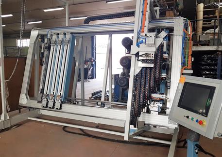 conception et la fabrication de machines spéciales